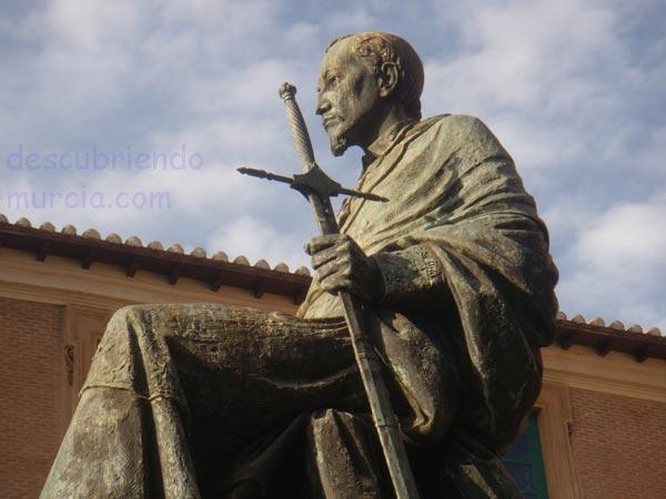 Cardenal Belluga La Glorieta Murcia Una guerra mundial en suelo murciano