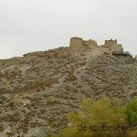 Castillo de Pliego Murcia