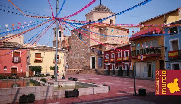 Pliego Region Murcia Marca de Pliego, productos autóctonos