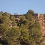 Puerto de la Cadena Murcia restos arabes