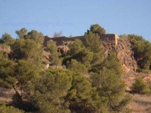 Puerto de la Cadena Murcia restos arabes 300x225 El Conde de Floridablanca manda construir la Carretera de El Palmar