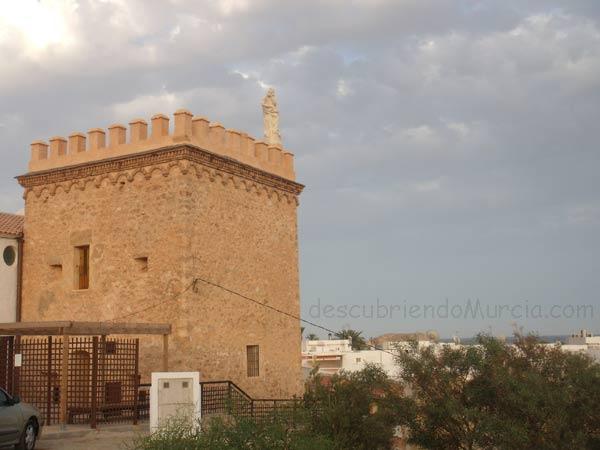 Torre de los Caballos Bolnuevo Mazarron Felipe II crea la Villa de Almazarrón hace 440 años