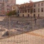 yacimiento islamico San Esteban Murcia