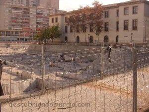 yacimiento islamico San Esteban Murcia 300x225 El yacimiento de San Esteban, lleno de basuras