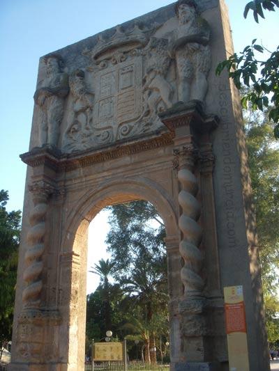 portada Huerto de las Bombas jardin del Malecon Murcia La Batalla del Huerto de las Bombas en Espinardo