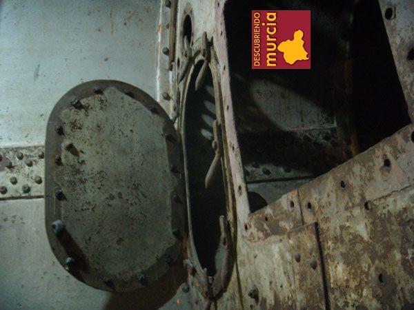 submarino peral cartagena El Submarino Isaac Peral, revisión a fondo