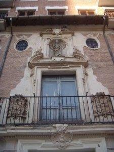 Colegio San Leandro Murcia 225x300 La pensión de San Leandro, Plaza de los Apóstoles