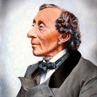 Hans Christian Andersen en Murcia Hans Christian Andersen y el calor de Murcia...