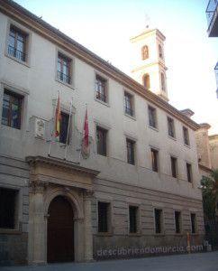 Palacio San Esteban Murcia 242x300 El Palacio de San Esteban en Murcia, el primer colegio de España