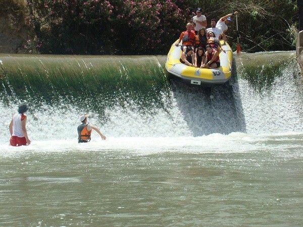 Rio Segura descenso Descenso del Cañón de Almadenes