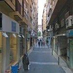 calle Capuchinas Murcia