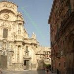 Plaza Cardenal Belluga Murcia