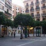 plaza Jose Esteve Mora Murcia