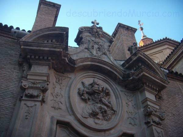 Iglesia de San Nicolas Murcia Diego Mateo Zapata. Médico, judío y murciano