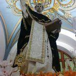 San Vicente Ferrer y la profecía sobre el río Segura