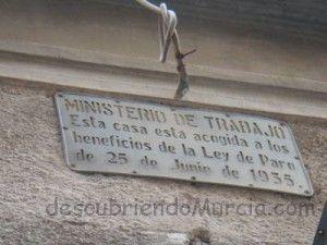 Traperia Murcia1 300x225 Una VPO de 1935 en la calle Trapería de Murcia