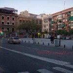 Plaza San Agustín, el primer coso taurino murciano