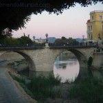 puente Viejo Murcia rio Segura