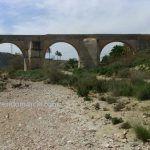 río Chícamo a su paso por El Partidor