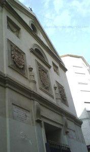 Capilla del Pilar Murcia 177x300 Otra leyenda sobre la Capilla del Pilar de Murcia