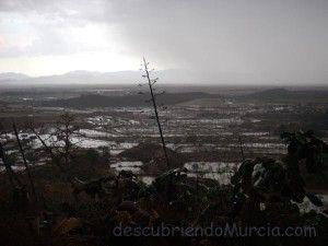 Carrascoy Murcia 300x225 Lluvias en Corvera y Sierra de Carrascoy