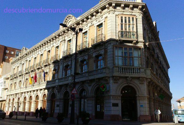 Casa del Pinon La Union 1 Jornadas Europeas de Patrimonio en La Unión