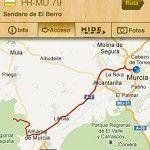 GeoSenderos, aplicación para iPhone y Android