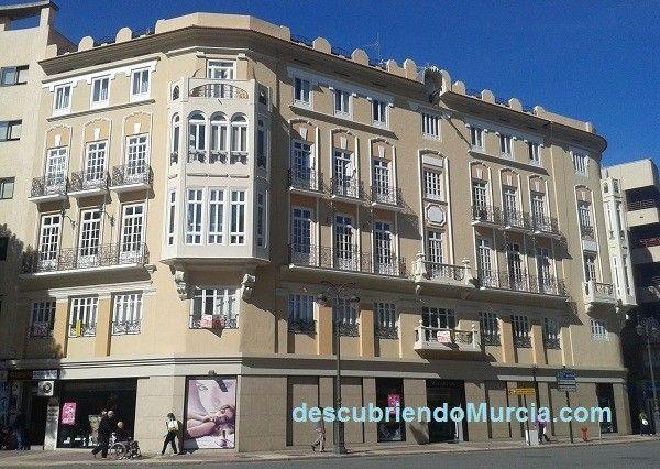 Hotel Regina Murcia El Colegio Mayor Jorge Guillén de Murcia, el primer Colegio Universitario de España