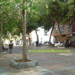 El refugio antiaéreo del Paseo Corvera en Murcia