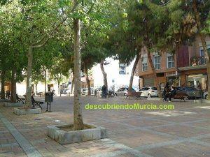 Paseo Corvera Murcia 300x225 El refugio antiaéreo del Paseo Corvera en Murcia