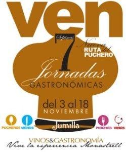VII Jornadas Gastronomicas Jumilla1 249x300 Jornadas de cocina tradicional en Jumilla