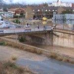 El Reguerón tras las lluvias del 28 septiembre 2012
