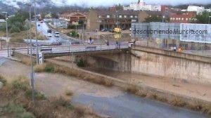 riada Murcia 28 septiembre 2012 El Regueron 300x168 Las lluvias más fuertes en la historia de Murcia