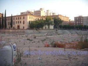 yacimiento islamico San Esteban Murcia1 300x225 El futuro del arrabal islámico de San Esteban