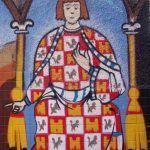Alfonso X el Sabio grafo en Murcia
