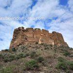 El Castillo islámico de La Luz en Murcia
