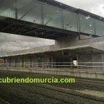 Una nueva estación de tren en Murcia, para que llegue el AVE