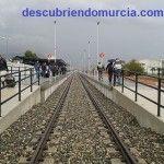 Estacion tren provisional Orihuela