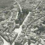 Se desploma el depósito de agua del Barrio del Carmen