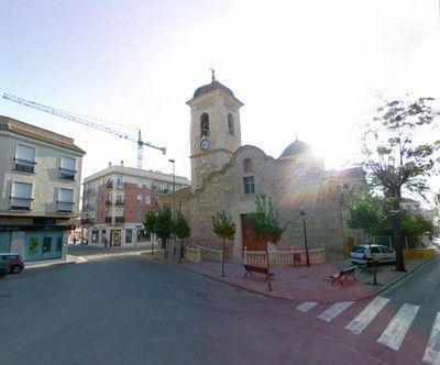 Iglesia de Aljucer Murcia Aljucer lucha contra las tropas de Napoleón