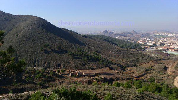 La Union Minas Abandono en las minas de Cartagena y La Unión