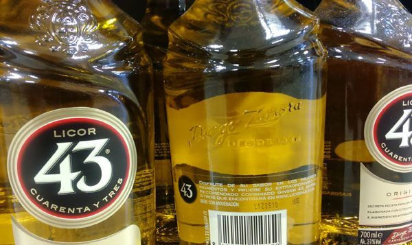 Licor 43 El Licor 43 de Cartagena y su receta secreta