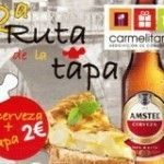 Ruta de la Tapa Barrio Carmen Murcia