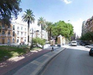 calle Cartagena Murcia 300x243 La calle Cartagena, el Camino de los Soldados