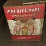 La tía Maína inventa el pimentón en Llano de Brujas