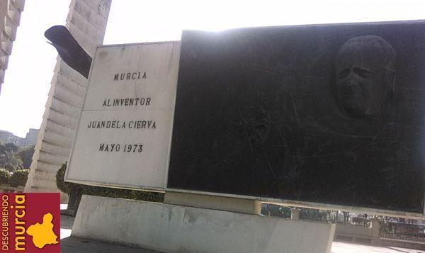 Autogiro de la cierva Juan de La Cierva y su fuga de cerebro