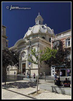 Basilica de la Caridad Cartagena El Papa nombra Basílica, la iglesia de la Caridad de Cartagena