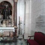 Diego Saavedra Fajardo Catedral Murcia