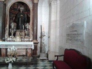 Diego Saavedra Fajardo Catedral Murcia 300x225 La odisea de Saavedra Fajardo, tras su muerte