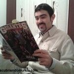 Samuel Linares periodista murciano
